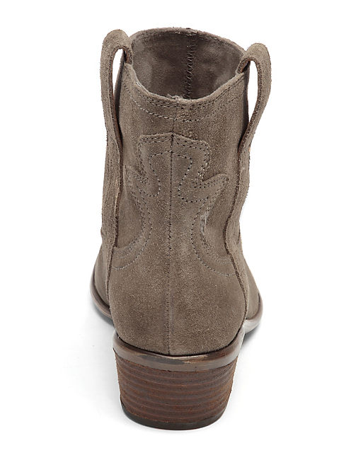 TERRA WESTERN BOOTIES, LIGHT BROWN
