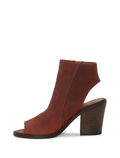 TERRIE HEEL, OPEN RED