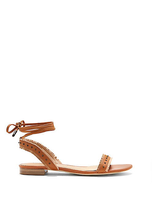 TOREE SANDAL, CAFE/GLAZED
