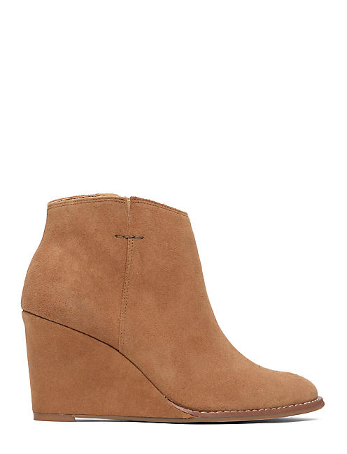 VALIDAS WEDGE BOOTIE,