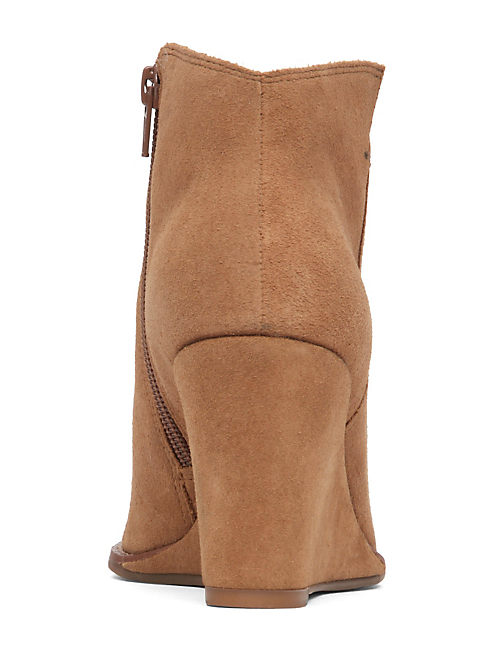VALIDAS WEDGE BOOTIE, HONEY