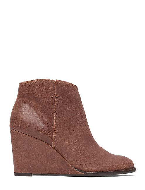 Lucky Validas Wedge Bootie