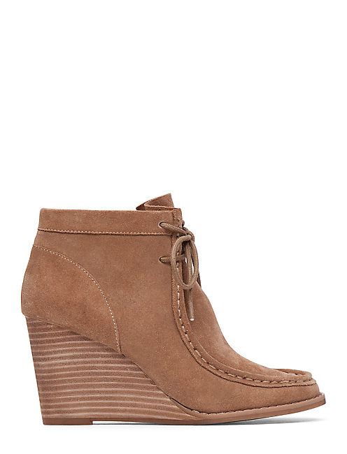 Lucky Ysabel Wedge Bootie