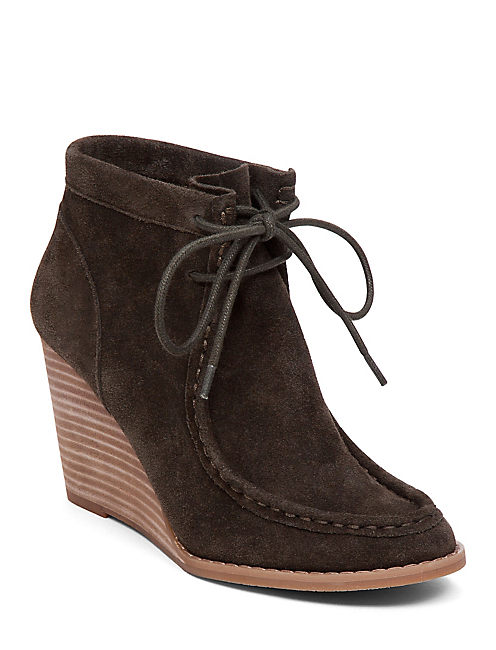 YSABEL WEDGE BOOTIE,