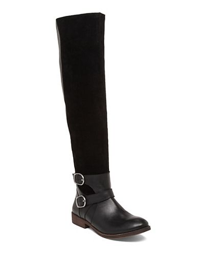 ZOSHA OVER THE KNEE BOOT