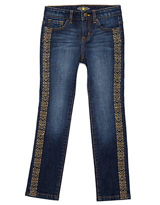 LUCKY CATE WESTERN EMBROIDERED