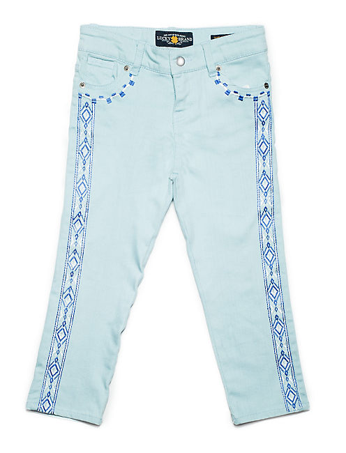 ZOE EMBROIDERED,