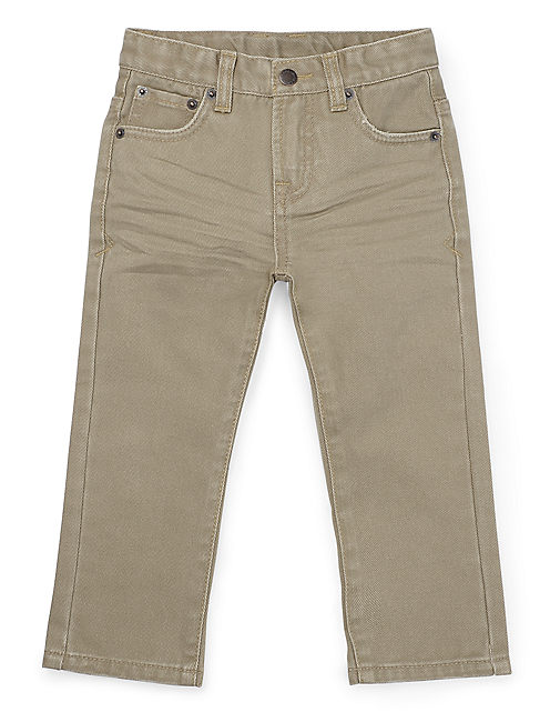 BILLY STRAIGHT KHAKI, MEDIUM BEIGE