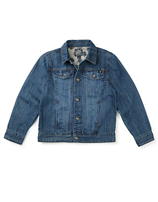 LUCKY VENICE DENIM JACKET