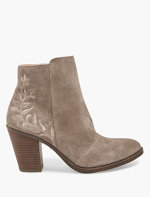 Lucky Elenor Heeled Bootie