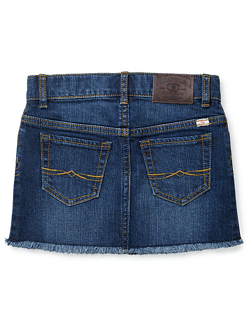 SOFIA DENIM SKIRT, PW DENIM