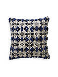 20X20 JACQUARD TUFT PILLOW,
