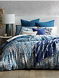 SIENNA FULL/QUEEN COMFORTER SET, RINSE