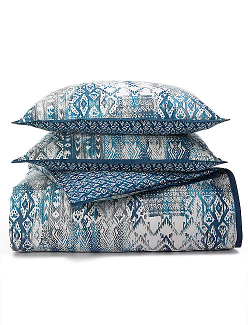 Lucky Sienna Full/queen Duvet Set
