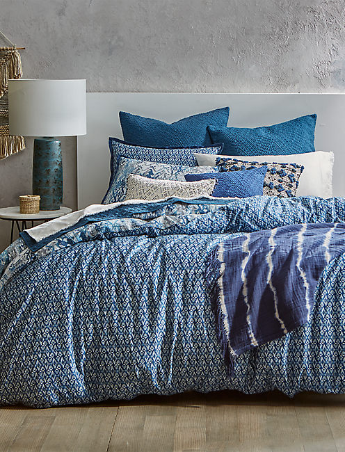 Lucky Sienna Twin Duvet Set