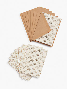 PRINTED NOTECARD SET