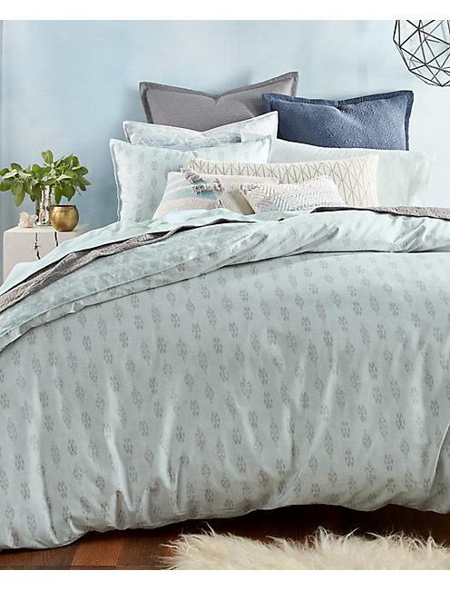 Lucky 18x18 Jersey Chevron Decorative Pillow