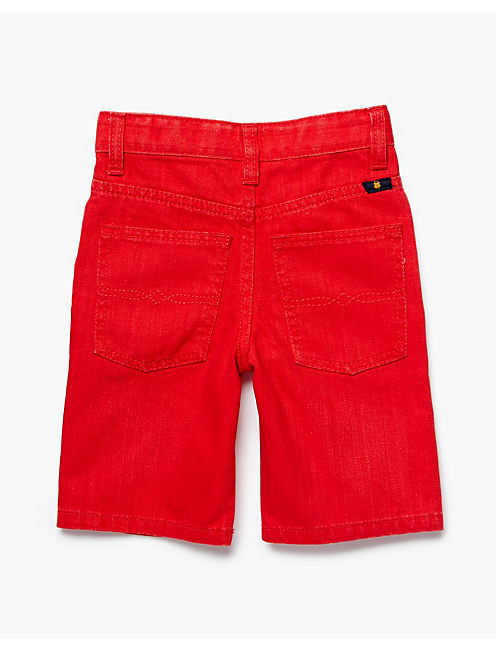 RED 5 PKT SHORT,