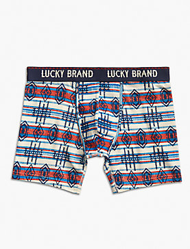 PRINTED BOXER BRIEF