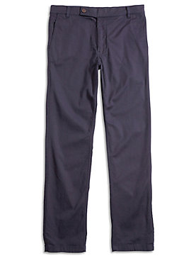 COTTON TWILL CHINO