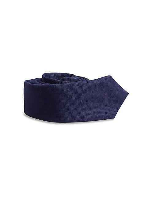 Lucky Italian Wool Woven Tie