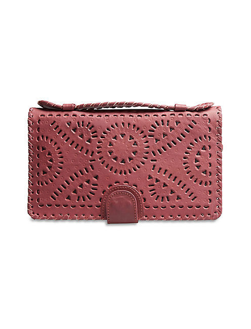 CLEOBELLA CLUTCH, 636 RED