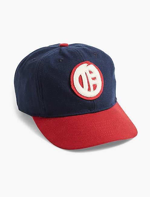 OAKLAND OAKS NAVY/RED,
