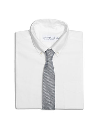 LUCKY FORAGE DOT TIE