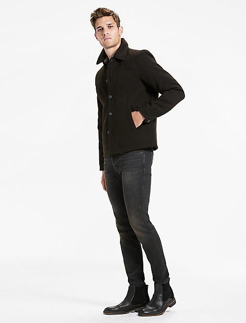 Lucky Wool Jacket