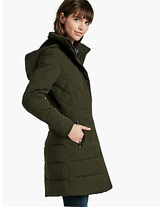 LUCKY ARMY PUFFER JACKET