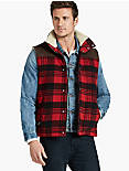 HUNTINGTON VEST, MULTI