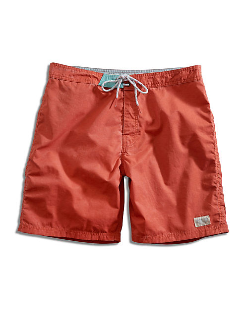 KATIN PARKER BOARD SHORT, 636 RED