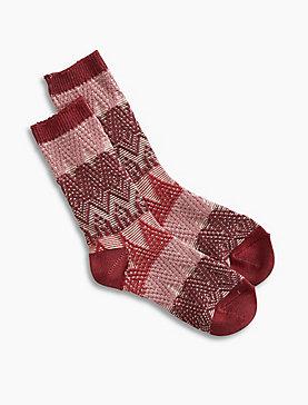 Mountain Peek Boot Sock