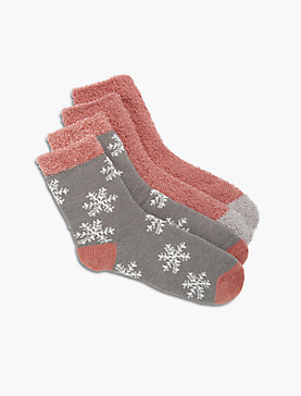 2PACK CABIN SOCK