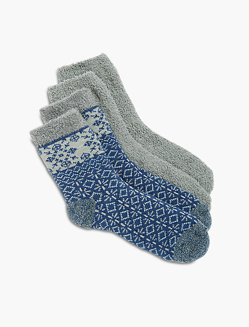 2PACK CABIN SOCK,