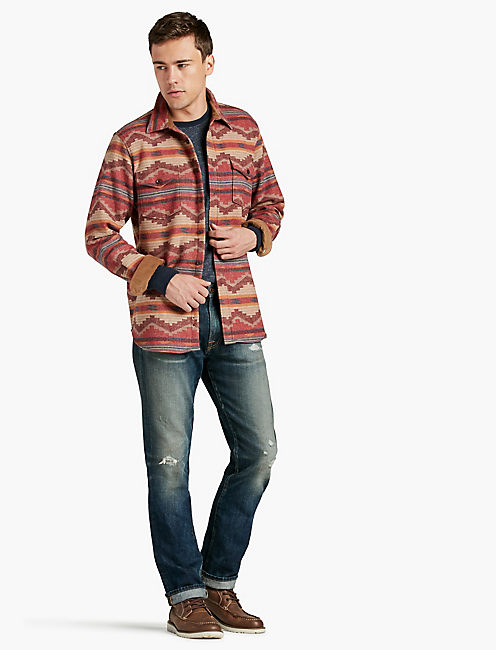 LUCKY PENDLETON PINE TOP SHIRT