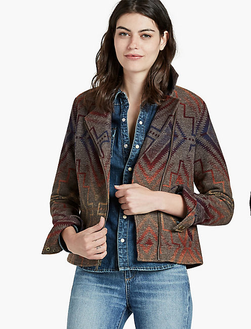 PENDLETON SUNDOWN JACKET,
