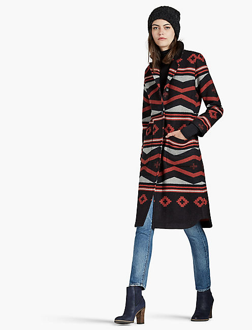 LUCKY PENDLETON SADDLE MOUNTAIN COAT