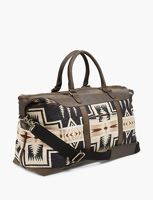 Lucky Pendleton Getaway Bag