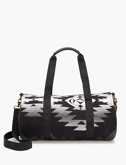 PENDLETON ROUND GYM BAG,