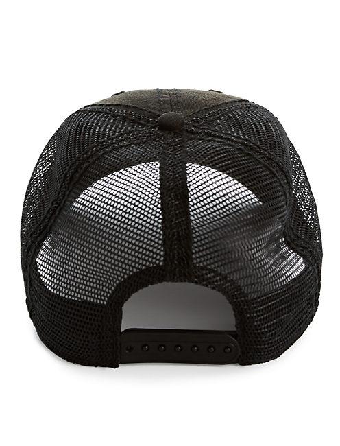 TRIUMPH BASEBALL CAP, LUCKY BLACK