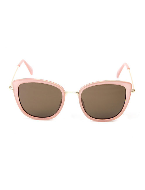 TRINITY SUNGLASSES, LIGHT PINK