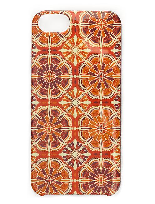 Folklore Mosaic Pink Case, MULTI