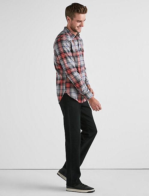 Western Flannel Shirt,