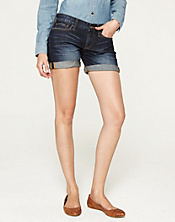 Abbey Double Roll Shorts