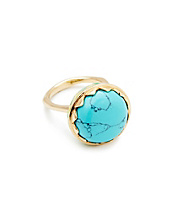Amrapali Collection Blue Stone Ring