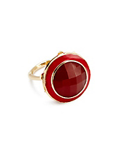 Amrapali Collection Carnelian Ring