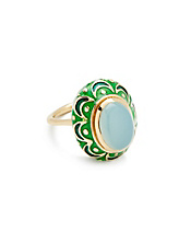 Amrapali Collection Chalcedony Ring