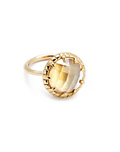 Amrapali Collection Citrine Ring