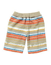 Baja Stripe Short*